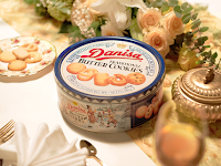 Danisa Traditional Butter Cookies very Suitable to Accompany Relaxing Time