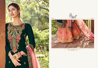 Shree Fab Shehnai Bridal Collection 24 Wedding Special 2020