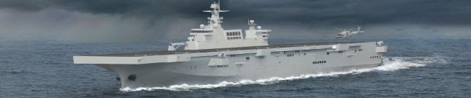 China's First Type 075 Amphibious Assault Ship Stages Helicopter Drill