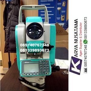 Jual Total Station Nikon NPL 322 Dual Display Survei di Kalimantan