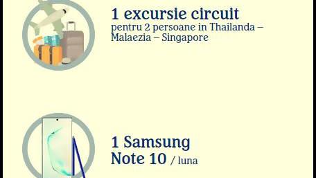 CONCURS www.zerozone.ro. Castiga un Samsung Galaxy Note 10 la promotia Zero Zone 100% premii!