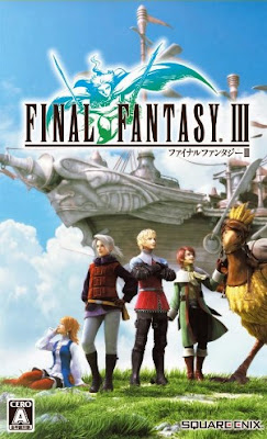 Final Fantasy III PSP Android