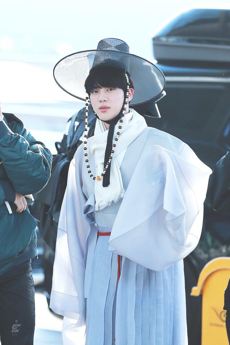Jin de Bts hizo tendencia en el mundo