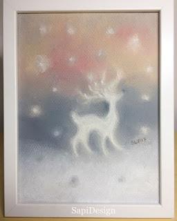 peura talvi lumi taika