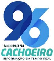 Rádio Cachoeiro FM 96,3 de Cachoeiro de Itapemirim ES