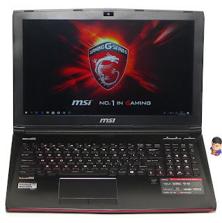 Laptop Gaming MSI GE62 2QF ApachePro Core i7