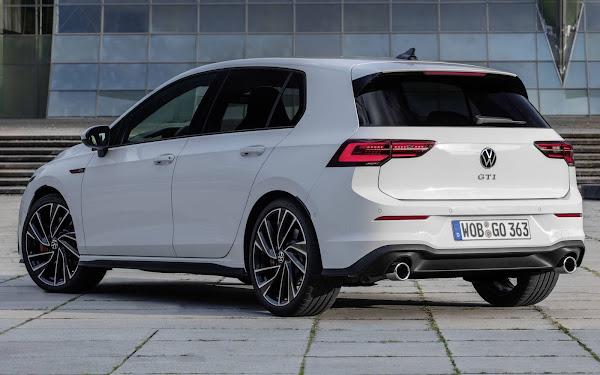 Volkswagen Golf GTI eleito o melhor carro versátil - Inglaterra