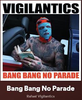 New Music: Rafael Vigilantics - Bang Bang No Parade