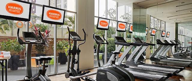 Fasilitas Gym di Hotel Harris Kelapa Gading