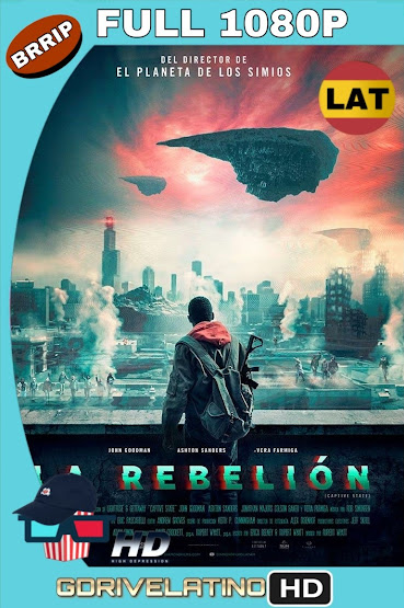 La Rebelión (2019) BRRip 1080p Latino-Ingles MKV