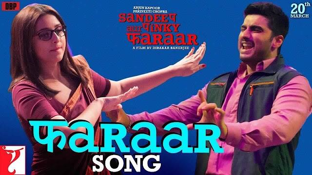 Faraar Lyrics - Anu Malik | Sandeep Aur Pinky Faraar