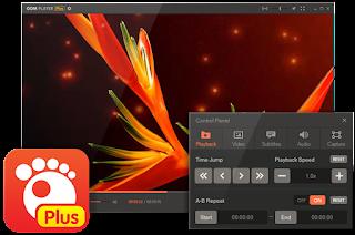 تحميل مشغل فيديوهات GOM Player Plus للكمبيوتر