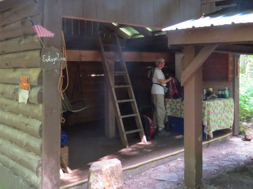 Evangeline Shelter