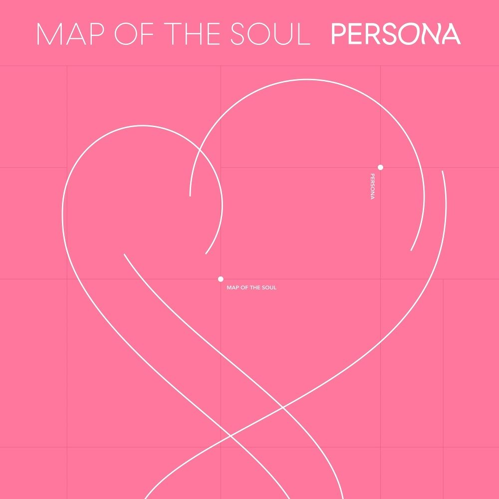 BTS – MAP OF THE SOUL : PERSONA – EP