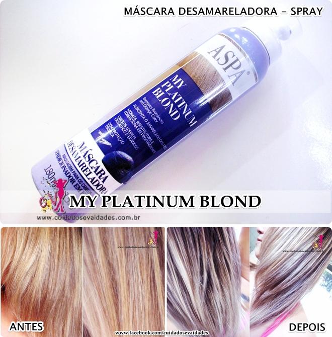 My Platinum Blond