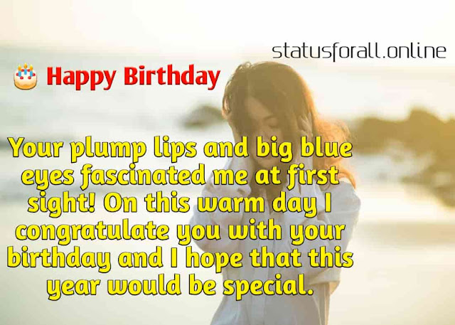 Romantic and Cute Birthday Wishes For Girlfriend — Birthday Wishes For Ex Girlfriend