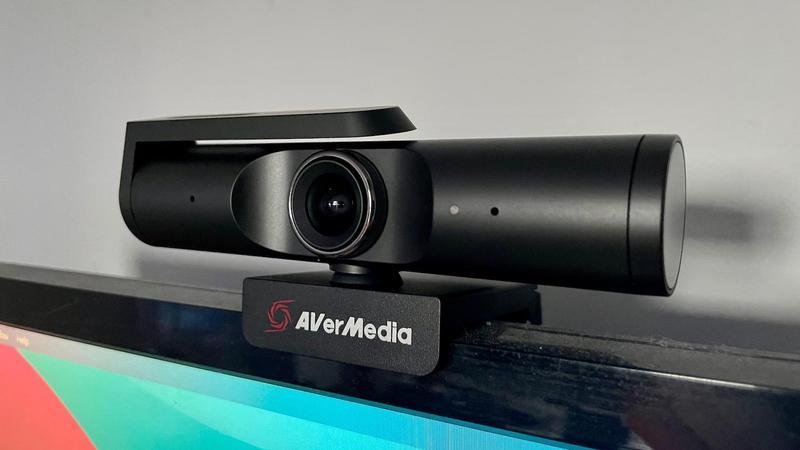 كاميرا ويب بدقة 4K