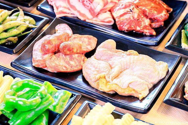 MG 1006 - 熱血採訪│韓式烤肉吃到飽400有找,多種肉品、蔬菜、熟食、小菜、飲料與冰淇淋,都在肉鮮生韓式烤肉吃到飽