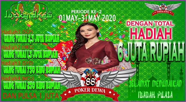 Pokerdewa88 L Situs Judi Poker Terpercaya