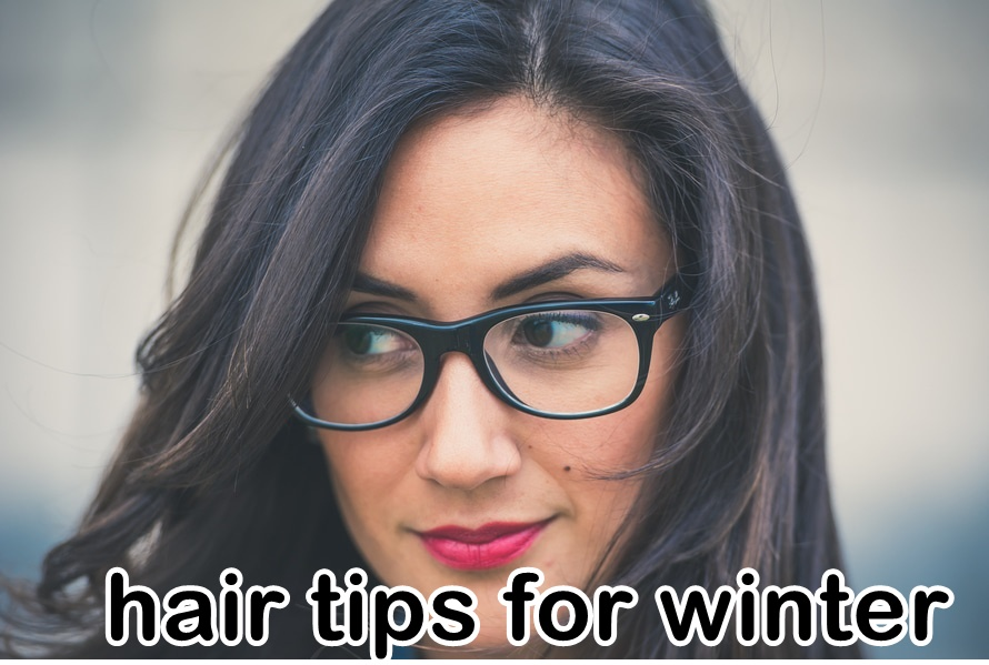 hair tips for winter