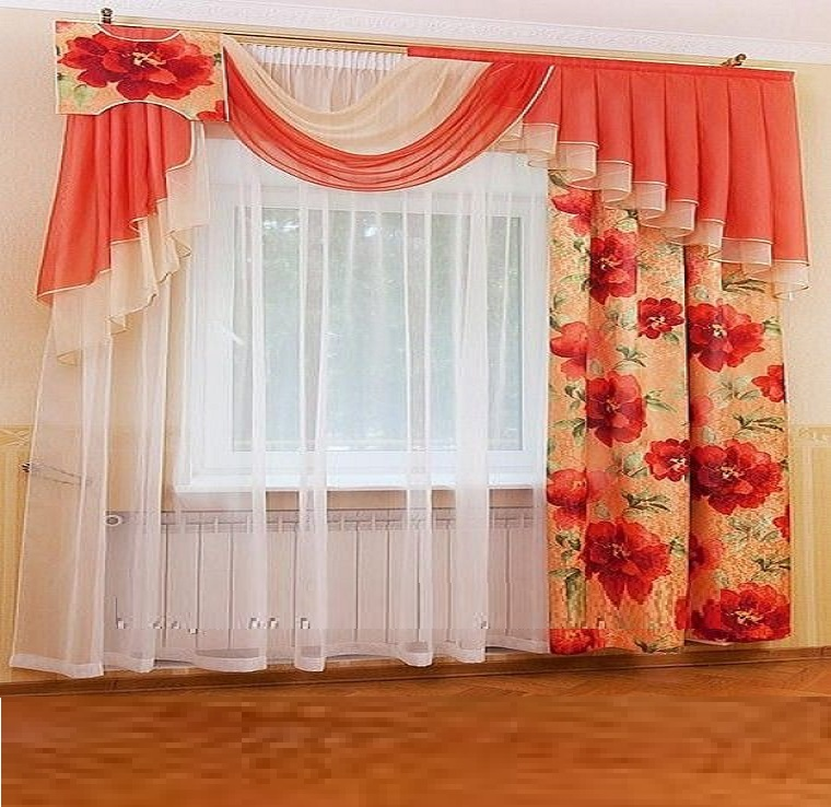 60 Stylish Window Curtains Designs for living room interiors ...