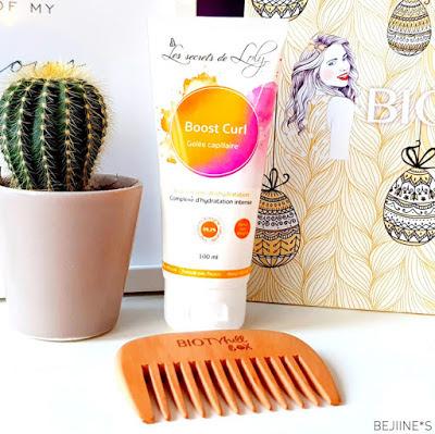 BiotyfullBox Avril 100% Cheveux - Blog PurpleRain