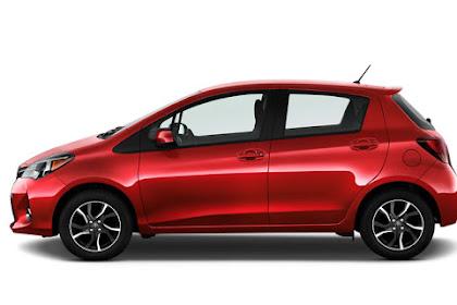 Harga 7 warna Toyota Yaris update Maret 2015