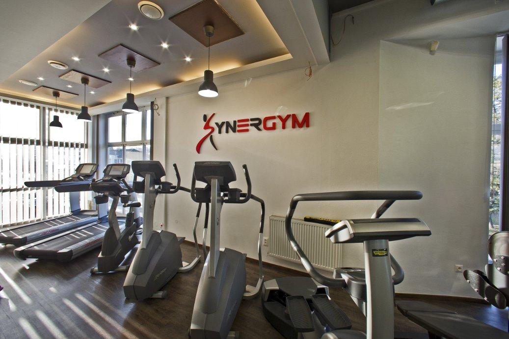 Fitness centrum posilňovňa