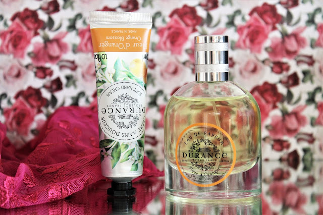 Durance Fleur d'Oranger Parfum avis, durance fleur d'oranger avis, parfum fleur d'oranger durance, durance fleur d'oranger eau de parfum, parfum femme durance, fleur d'oranger durance avis, crème mains durance