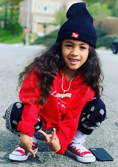 Royalty Brown, chris brown, age, wiki, biography