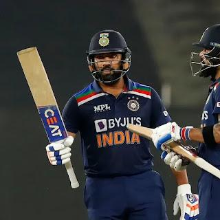 Rohit Sharma 64 vs England Highlights
