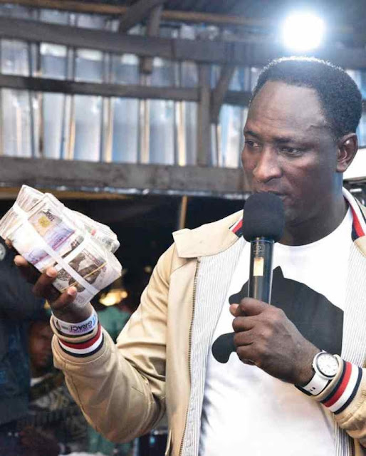Prophet Fufeyin Gives Back Tithes & Offering To Nigerians, Donates N300M (Photos)