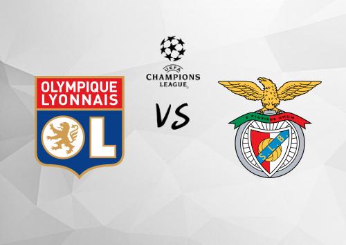 Olympique Lyonnais vs Benfica  Resumen