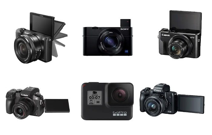 The 10 Best Cameras for Travel Photography and vlogs
