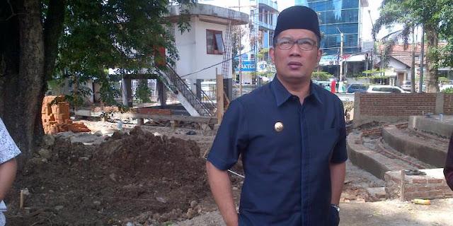 Ridwan Kamil: Saya Ingin Lari, tetapi Terhambat Aturan Sendiri...