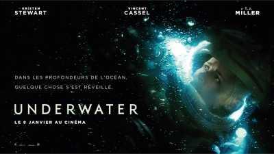 Underwater (2020) Dual Audio Hindi Dubbed 300MB Movies