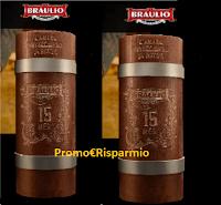 Logo Braulio, l'amaro invecchiato in botte : vinci gratis 90 bottiglie in edizione limitata!
