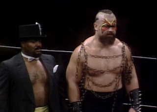 NWA Starrcade 1986 (The Skywalkers) - Shaska Whately & The Barbarian