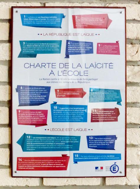 Charte Laïcité Marie Curie Tourcoing