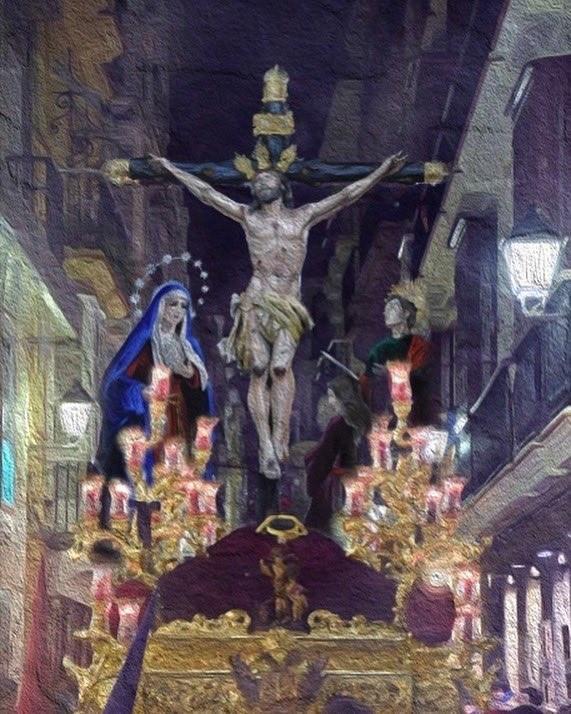 Horario e Itinerario del Traslado del Cristo de la Expiración a San Lorenzo para su Salida Extraordinaria en Cádiz