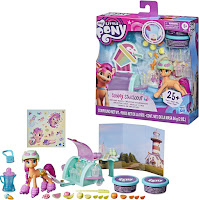 My Little Pony Sunny Starscout Mix and Make Movie a New Generation Figure