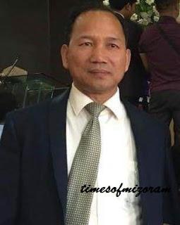 Pu C Laltanpuia, ZPM East Tuipui Bial Candidate Chanchin Tawi