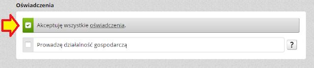 Zgoda wymagana w promocji Lepiej z eKontem w mBanku
