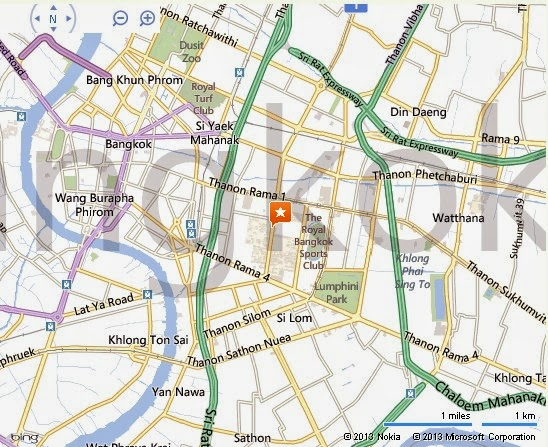 Chamchuri Square Bangkok Location Map,Location Map of Chamchuri Square Bangkok,Chamchuri Square Bangkok accommodation destinations attractions hotels map photos pictures,chamchuri square rent post immigration office floor plan condo restaurants somboon directory