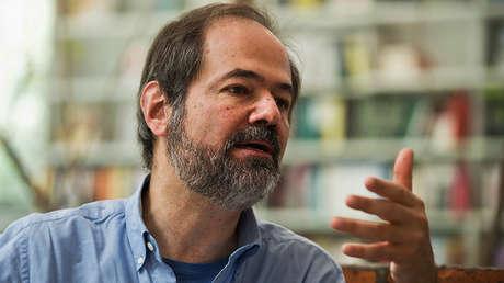 ENTREVISTA Juan Villoro «algunos desastres se cometen en nombre del bien» | Víctor Roura