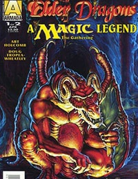 Elder Dragons: A Magic The Gathering Legend