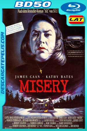 Misery (1990) 1080p BD50 Latino – Ingles