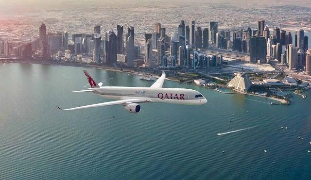 Kemegahan Qatar Airways... Dah cuba?