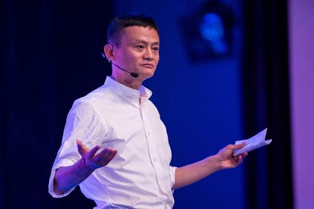 Kekayaan Founder Alibaba Jack Ma terus bertambah