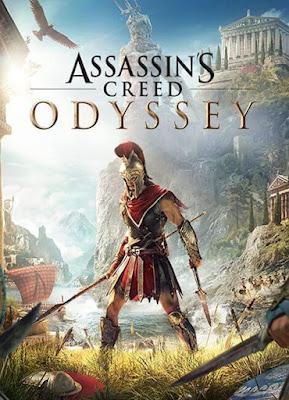 Capa do Assassin's Creed: Odyssey